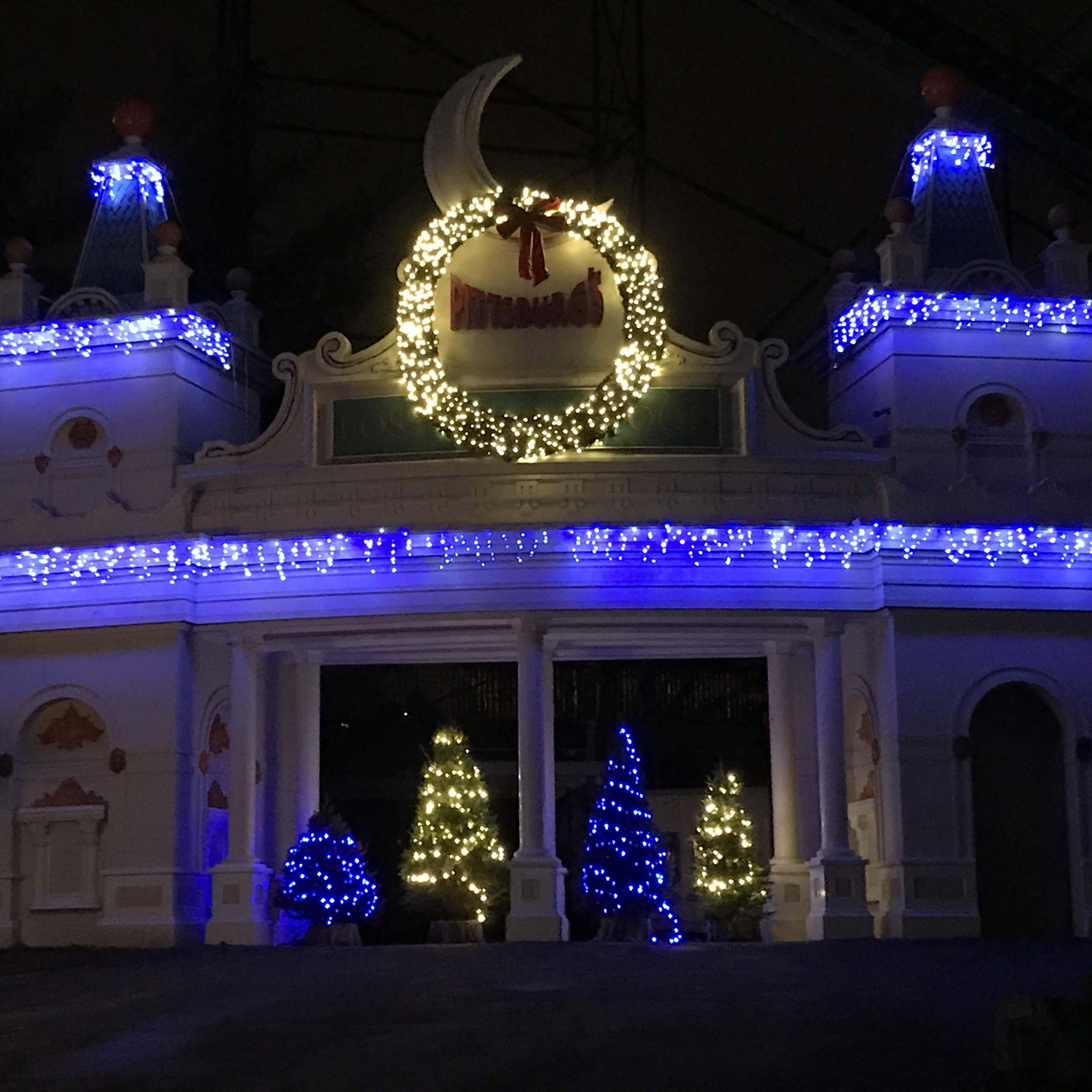Kennywood Christmas.A Guide To Kennywood Holiday Lights Getting To Know Pittsburgh