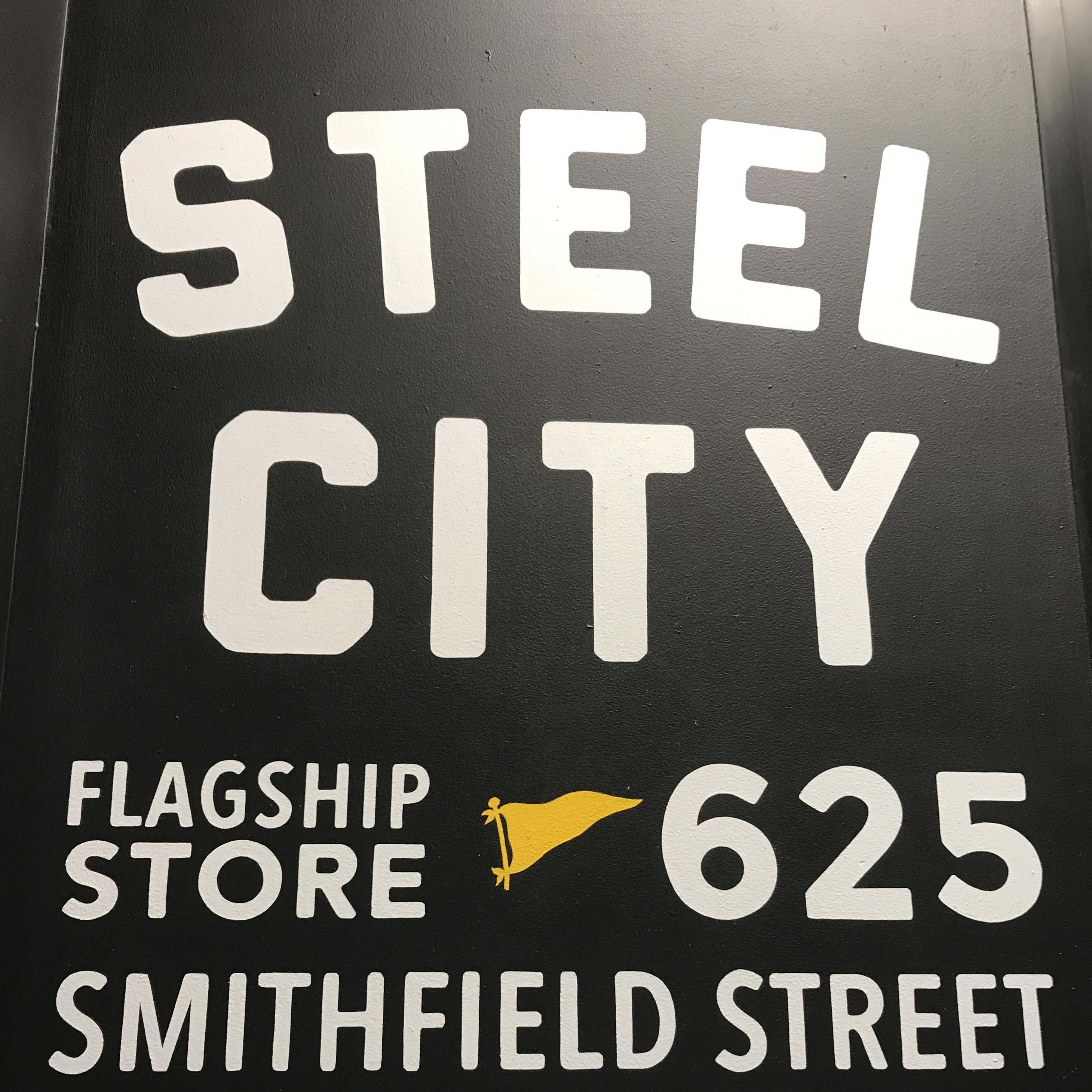 Men S-3XL Steelers Penguins Pirates PA PITT Steel City 412 Pittsburgh Hoodie